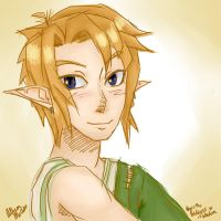 Twilight Princess Link by TheLoveDeity