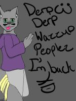 im back by walter-the-furry