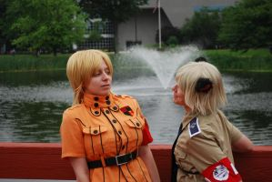 Seras Schrodinger: Gutentag by BLUEsteelProductions