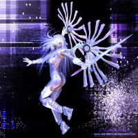 Ice Angel by CyprithTheCat