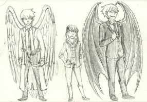 Supernatural Soul Eater by guardian-angel15