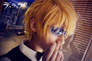 Shizuo - I hope that I'll be given some peace... by AmiTheStalker