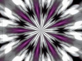 Kaleidos nine: Soft Purple by curtition