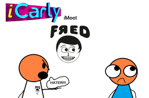 The Crappy Reviewer: iMeet Fred by TheCrappyMSPainter23