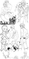 Hannibal sketches 25 by FuriarossaAndMimma
