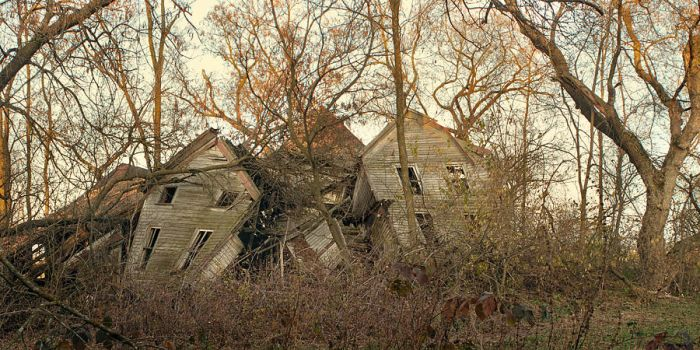 implosion of the poor house by fahrmboy