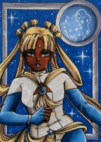 C: ACEO #73: Sailor Coma Berenices by Toto-the-cat