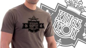 Kings of Leon Crest by brainstormdesign