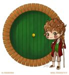 Bilbo of Bag End by TheonenamedA