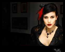 Gothic glamour. by willllow