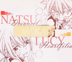 Animation No.2: NaLu Couple by ARG-Cocacola