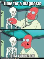 Why Zoidberg Is A Doctor Meme by TheRealFry1