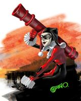 Harley 4 by allanced