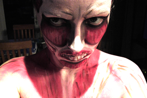 Colossal Titan by Tera-Rose