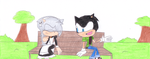 What if Jack and Marie are Now Friends by sonic4ever760