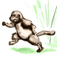 Run Otter by theCheeseGrater