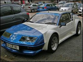 Renault Alpine by PSMnt