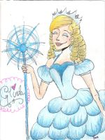 Glinda the Good by EiveeRocksTheWorld