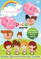 CherryBelle in Pico World by gravicious