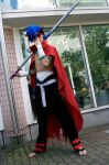 TTGL Kamina Cosplay 7. by Elffi
