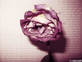 rose. by reflexively