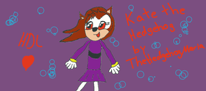 Untitled Drawing KateTheHedgehog by TheHedgehogMaria