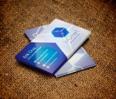 Card Business design WSmart by artgh