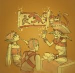 Jak - Soothsayer by merrypaws