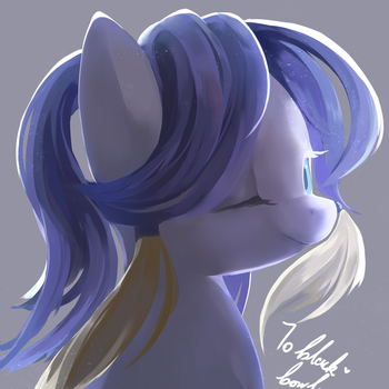 midnight by haidiannotes