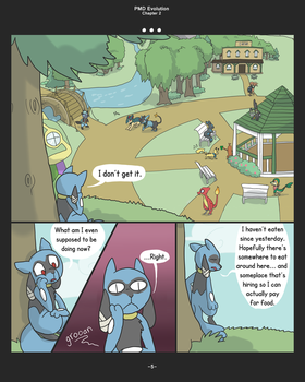 PMD Evolution: Chapter 2 page 5 by Snapinator