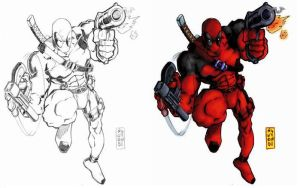 deadpool by reemis