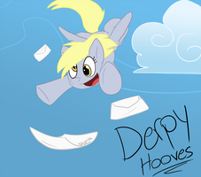 Derpy is best pony by Jurassiczalar