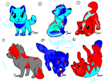 Adopts 1 CLOSED by Scyther-Wolf