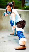 Legend of Korra Cosplay Photoshoot Matsuricon by Swoz