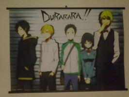 Durarara by AnimeFreak8261