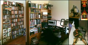 My (work) Space by StMan