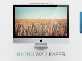 Retro Wallpaper by MrFolder