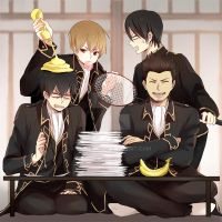 shinsengumi by VVVEIRD