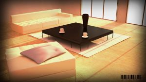 Interior Design in 3D by GarageFreak