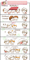 K.S FanComic : The prince of October . by Kauthar-Sharbini