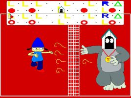 Parappa the Rapper 8 Stage 6 by unseendino