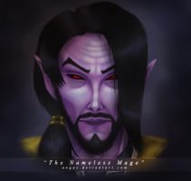 The Nameless Mage by angus