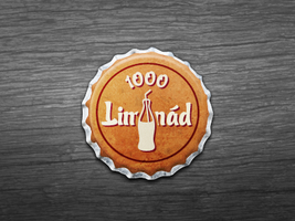 1000 Limonad Logo by JackieTran