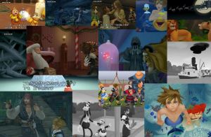 kh 2 screenies by tiffc