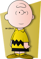 Charlie Brown the Blockhead by MrCbleck