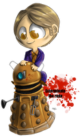 Exterminate the rude by FuriarossaAndMimma