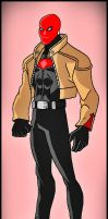Red Hood - The New 52 by DraganD