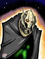 General Grievous by hcnoel