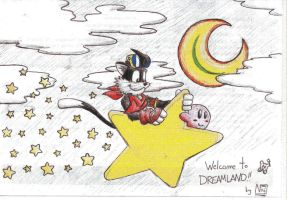 Welcome To DreamLand by WinDasH