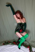 Poison Ivy Pinup by deimosmasque